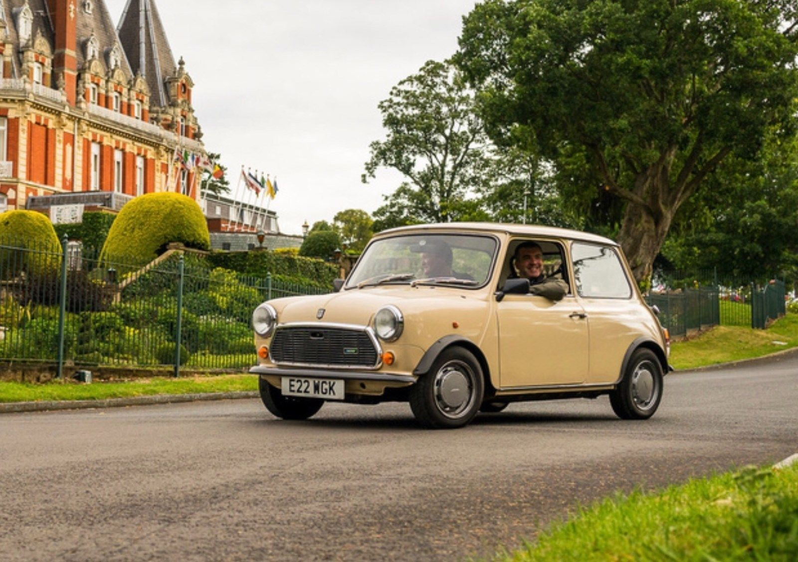 eBay: Classic Mini City E #classiccars #cars   UK Classic Cars ...