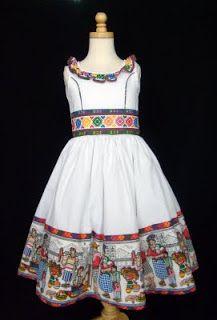 799e0dbf3 Marialés Vestidos De Manta, Vestidos Para Bebés, Vestidos De Fiesta,  Trajes, Ropa
