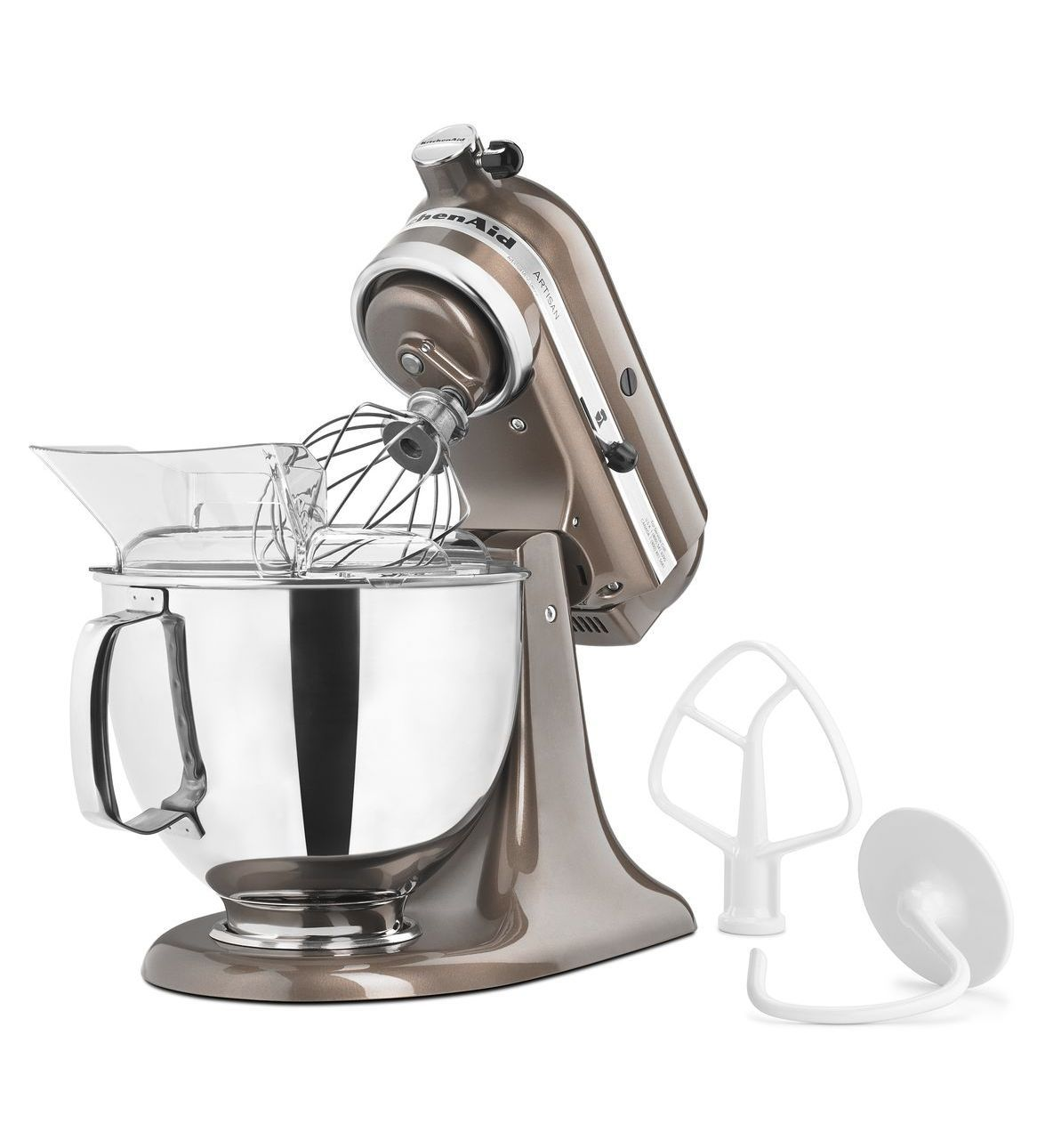 KitchenAid® Artisan® Series 5 Quart Tilt Head Stand Mixer (KSM150PSER Color
