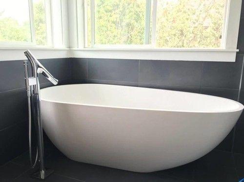Ambiente European Tile Design Villeroy And Boch Anthracite Bathroom Bathroom Pinterest