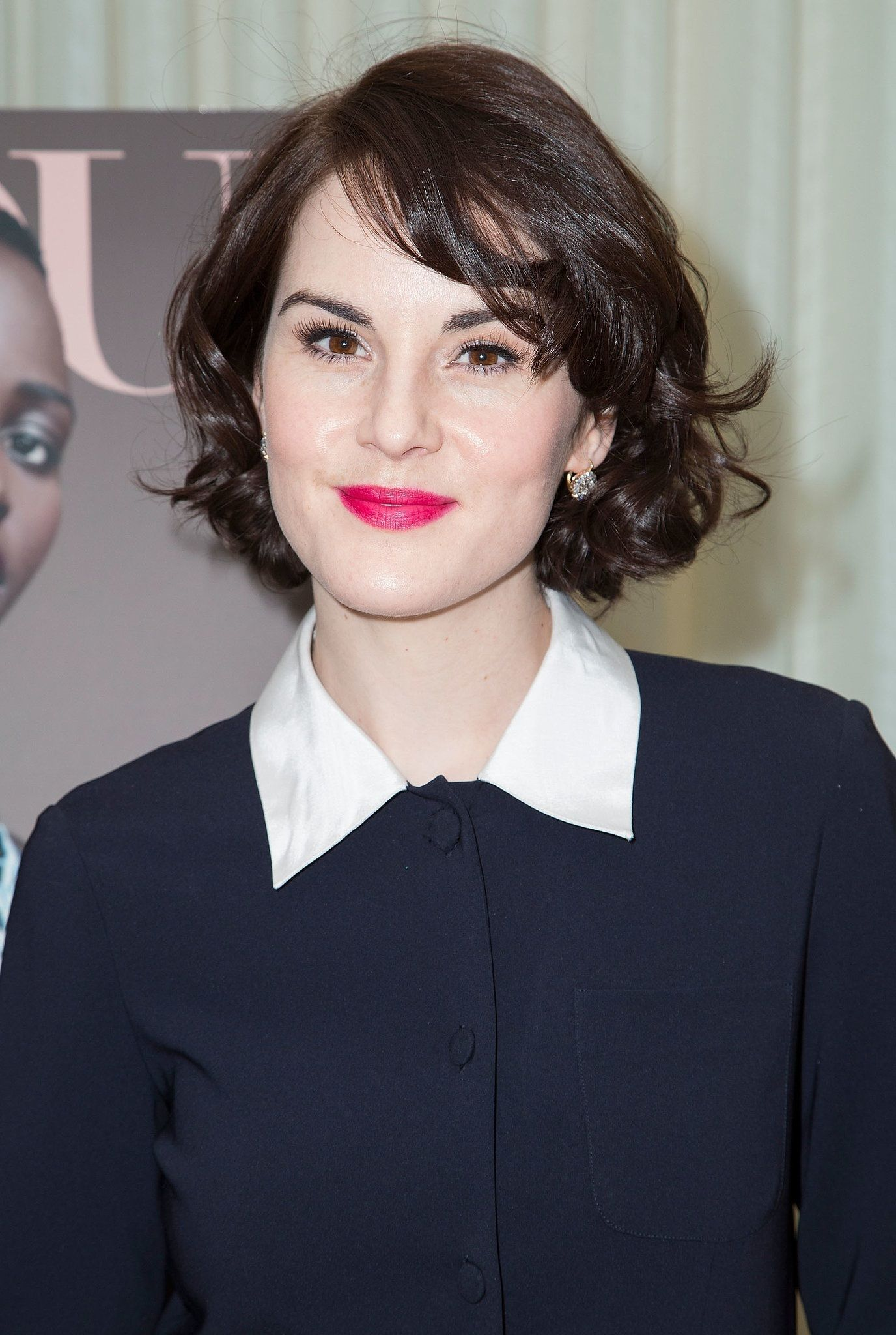michelle dockery of downton abbey Hairstyles to try