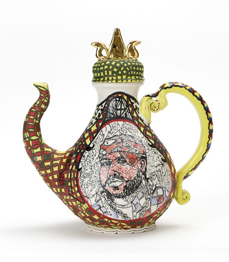 Roberto Lugo - Contemporary ceramic art