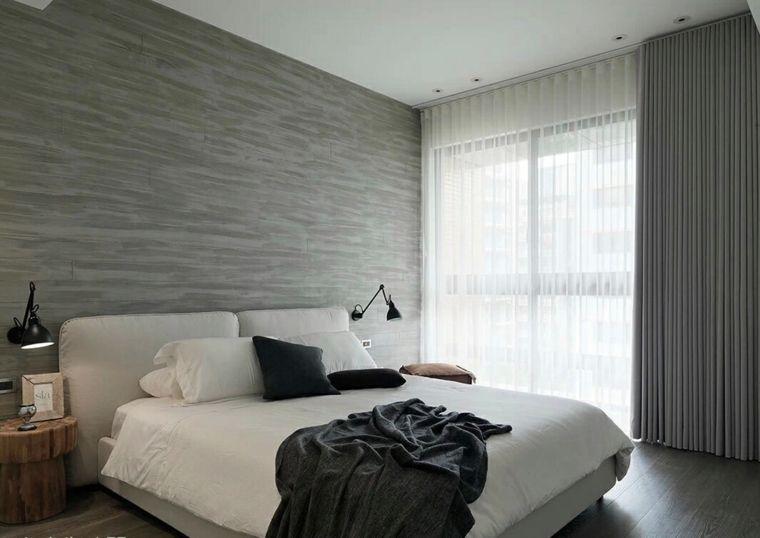 Intérieur maison moderne avec décoration asiatique | CHAMBRES ...