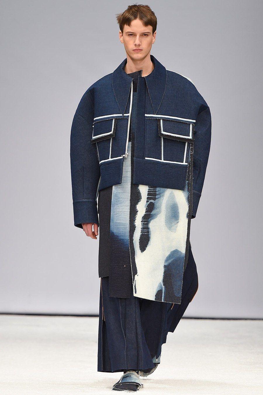 H&M Design Award Stockholm Fall 2015 Fashion Show