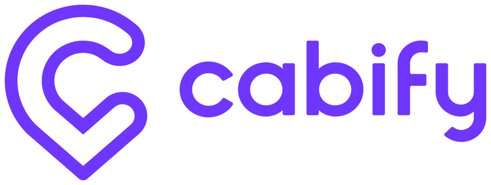 Https Www Underconsideration Com Brandnew Archives New Logo For Cabify Done In House Php Logos Branding Tech Company Logos