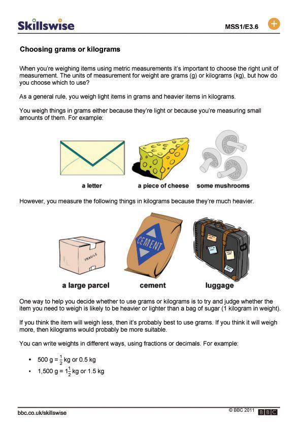 The Single Object Metric Tonne