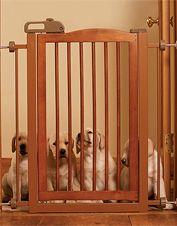 Best Wooden Dog Gates Indoor Ideas - Interior Design Ideas ...
