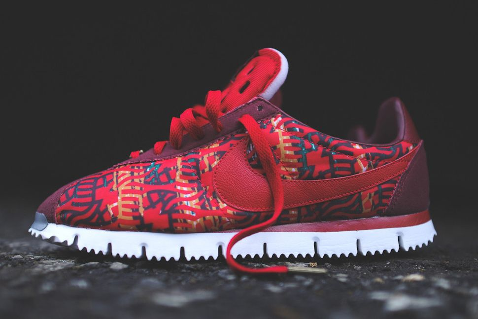best sneakers 06a58 1fd1b ... denmark nike cortez nm year of the horse team red 60cf0 ead18