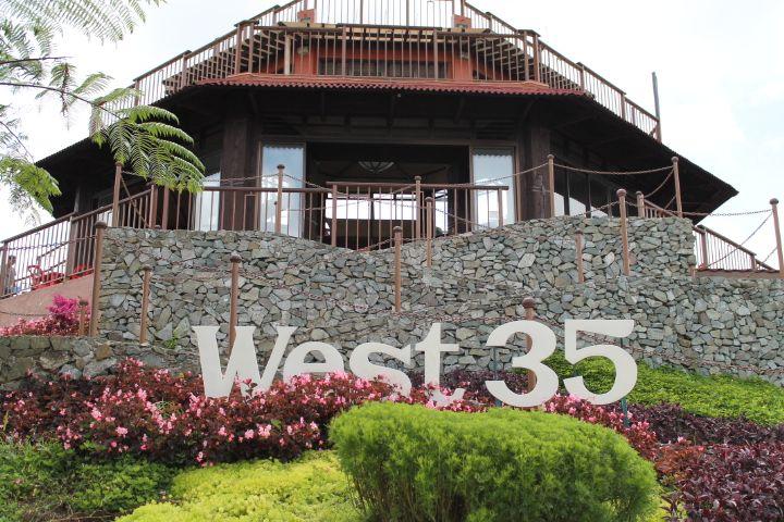 west 35 eco mountain resort located at gaas balamban cebu