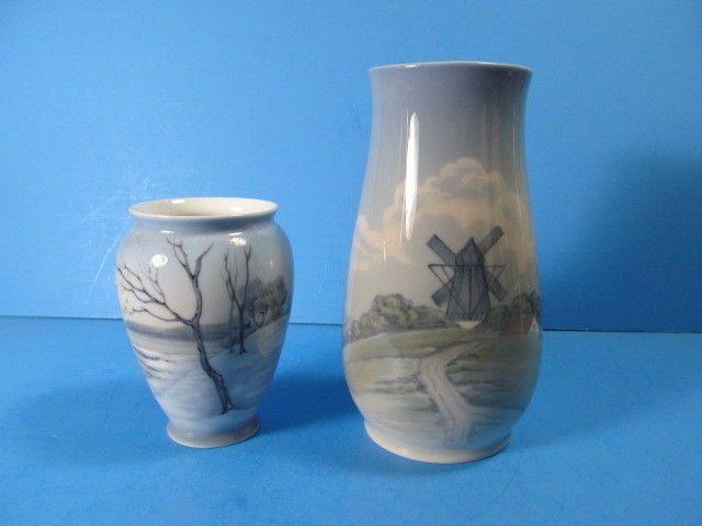 copenhagen porcelain b&g