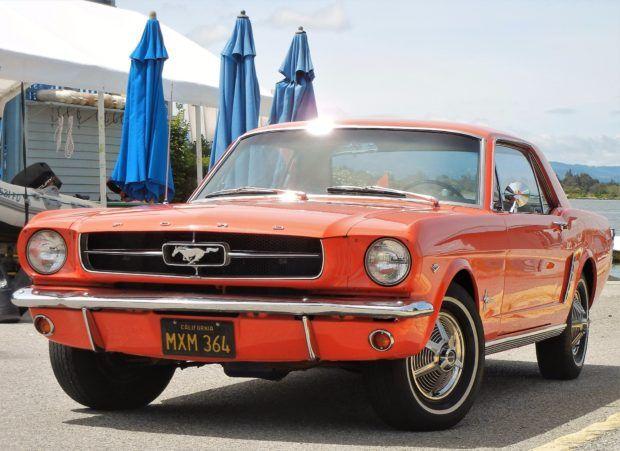 1964 Mustang 4 Speed