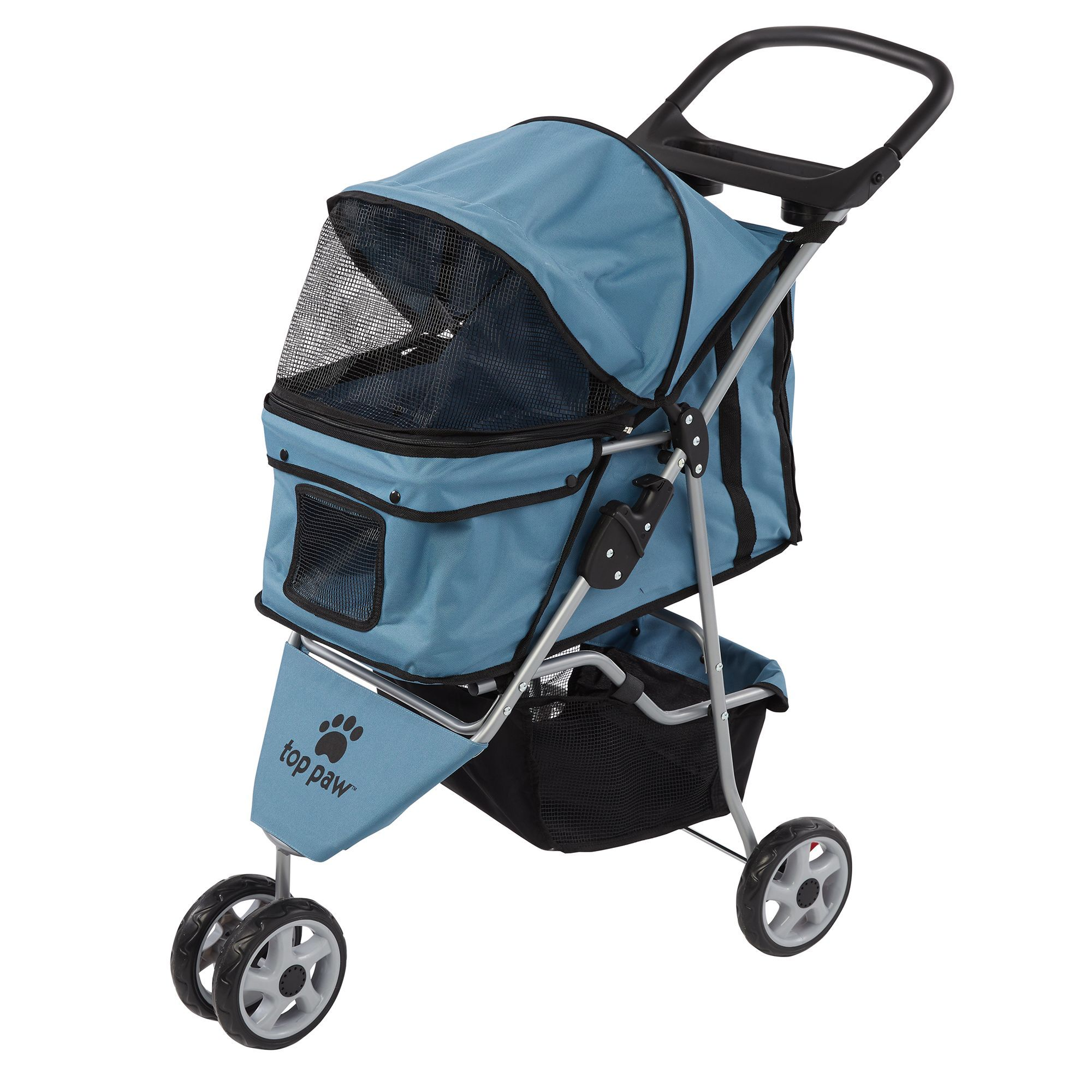 Top Paw® 3Wheel Basic Pet Stroller in 2020 Pet stroller