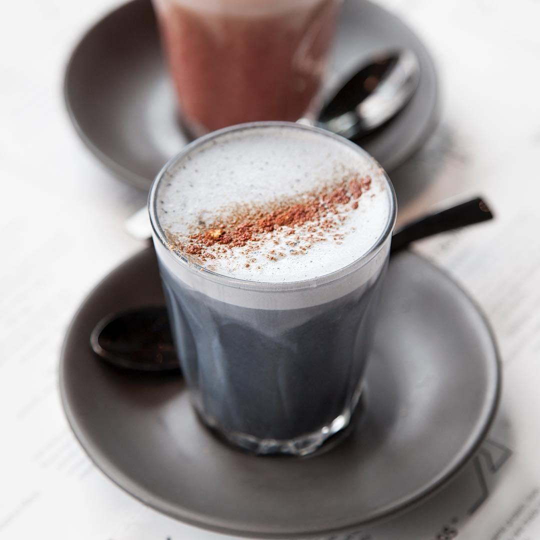 Charcoal Latte: Der Perfekte Kaffee-Ersatz