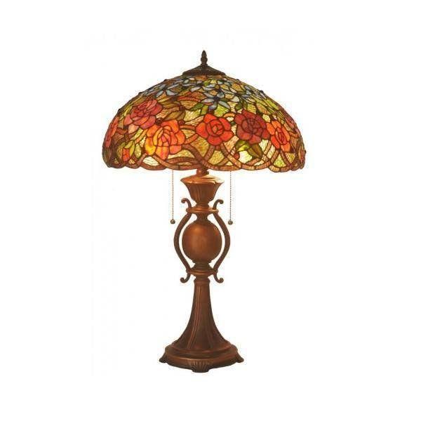 Bramble Tiffany Table Lamp Tiffany Table Lamps