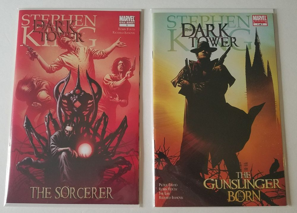 Stephen King/'s The Dark Tower The Sorcerer