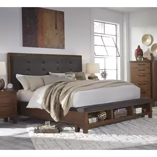 california king bed with storage drawers underneath You'll