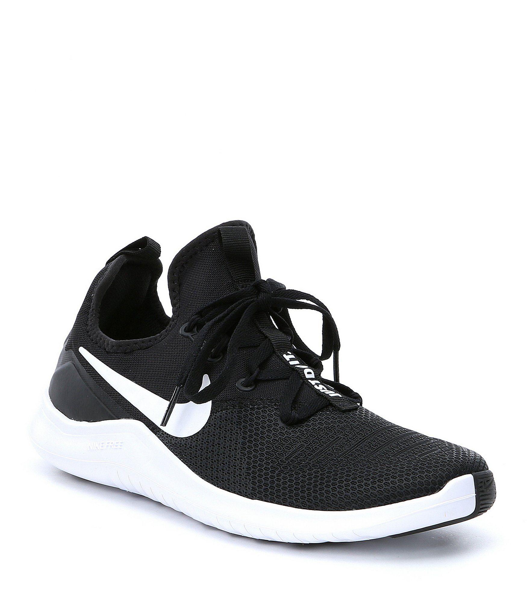Nike Women's  Free TR 8 Training Shoes - Black/White 8.5M