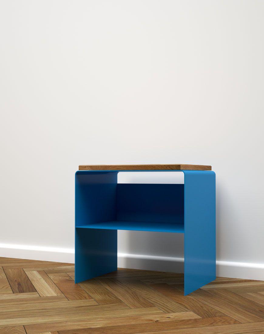 Gallery Of Nachttisch Wei Eiche Metall Holz Modern Schwarz The Classic  Stahlzart Designmbel Fr Ihr Zuhause With Designer Nachttisch Wei
