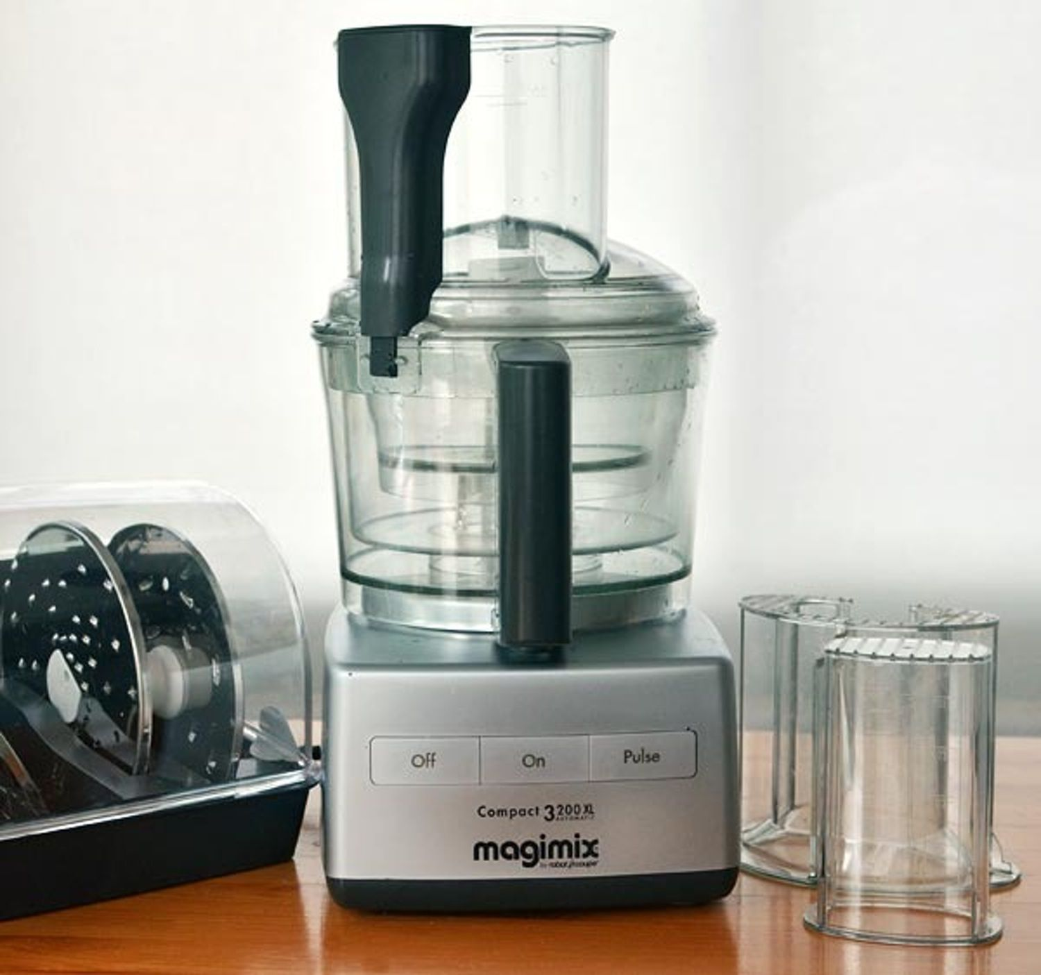The Kitchn Reviews the Magimix by Robot-Coupe 12-Cup Food Processor   Food processor recipes. Kitchn. Small electrics