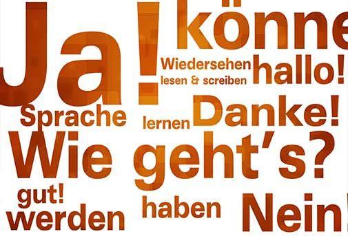 german Sprachen lernen, Sprache, Deutsch