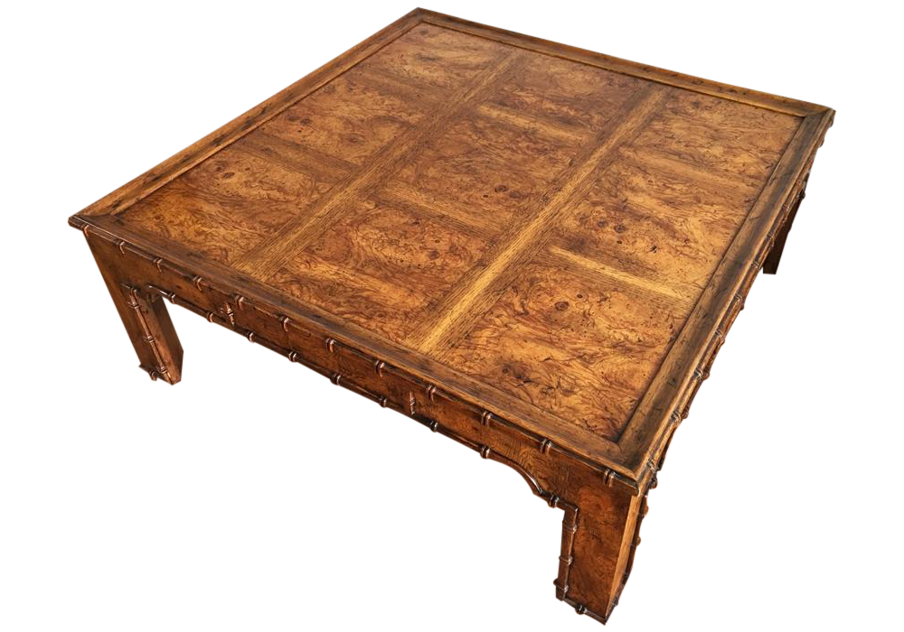 Drexel Heritage Vintage Coffee Table On Chairish
