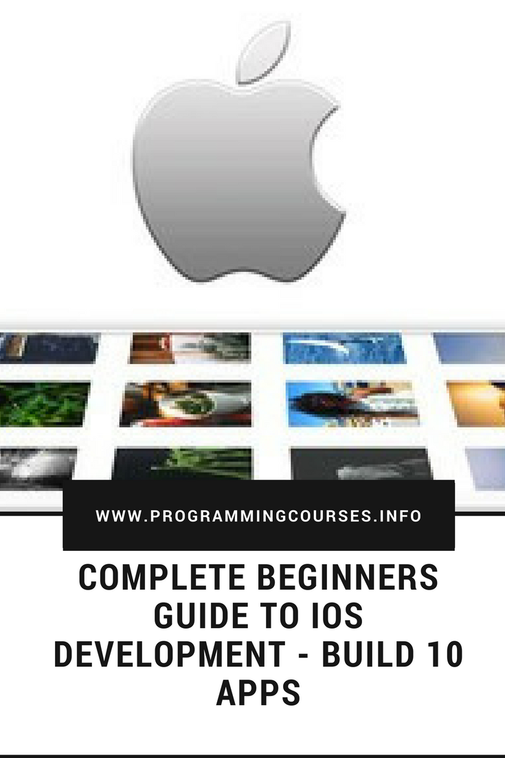 Complete Beginners Guide to iOS Development Build 10