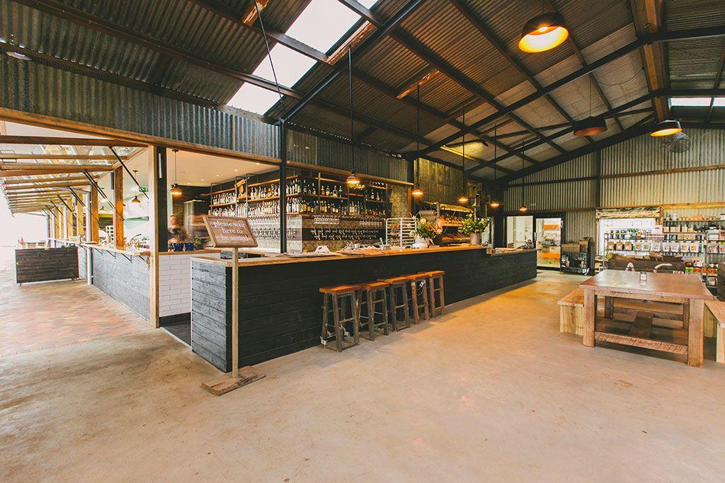 The Farm Restaurant Architecture Farm Shed Farm Cafe