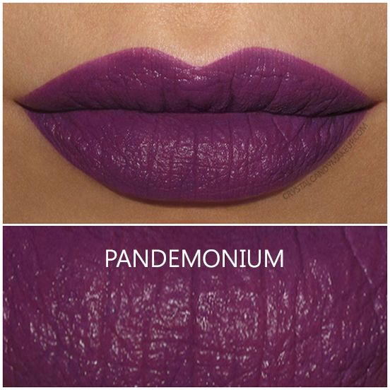 Urban Decay Vice Lipstick in Pandemonium - Review and ...