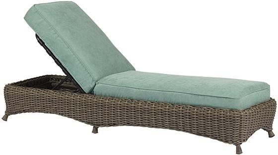 Martha Stewart Living Lake Adela Chaise Lounge ... on Martha Stewart Living Chaise Lounge id=22006