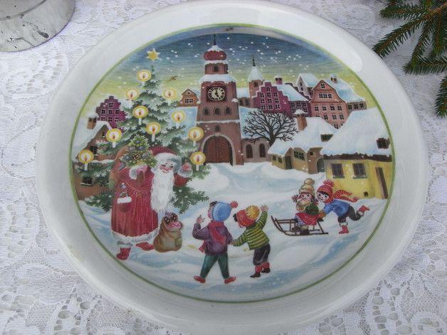 Weihnachtsdeko 1980
