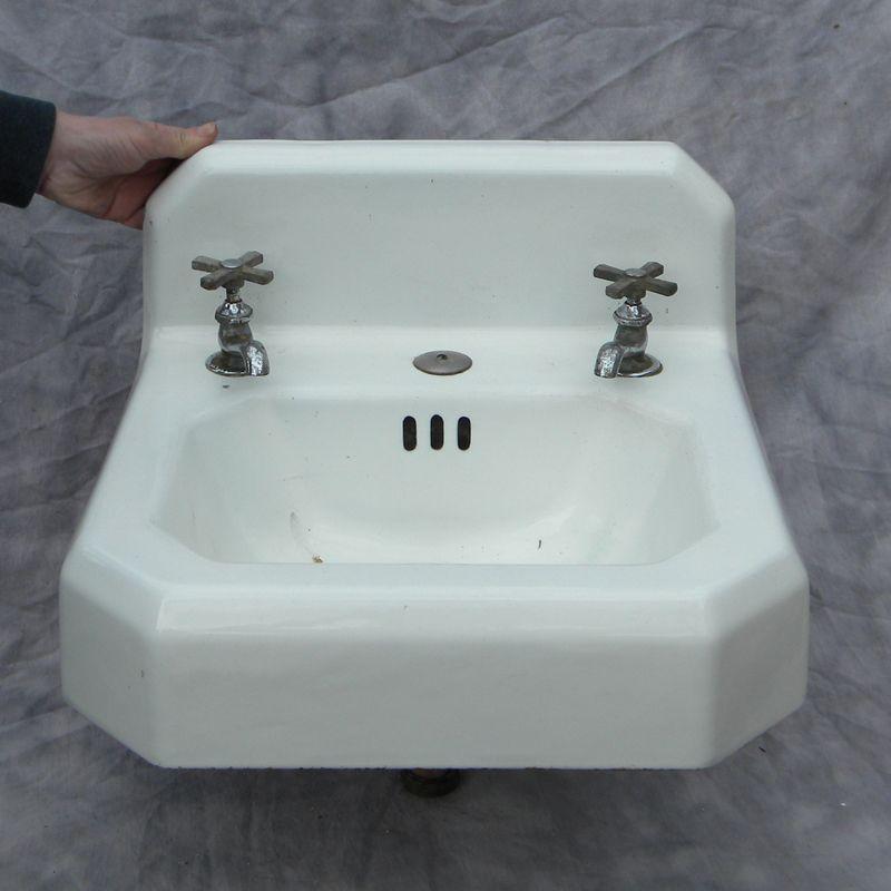 Antique Eljer Cast Iron Sink Cast Iron Sink Sink Antiques