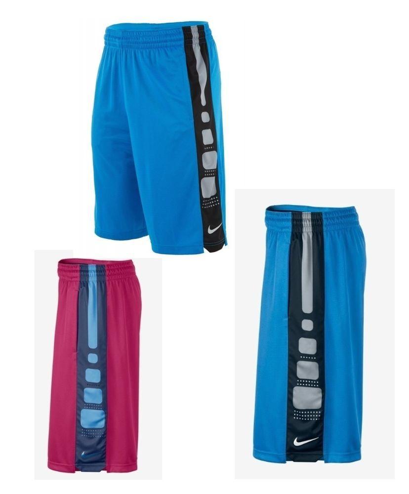 Pantalones Fútbol Nike Dri-fit Para Los Hombres Calcetines De La Tripulación De Baloncesto De Élite