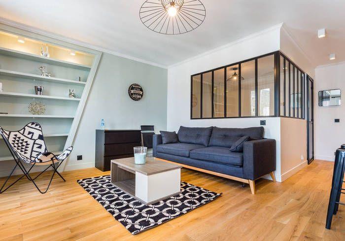 Location Appartement Paris : Découvrez Les Plus Beaux Intérieurs  Disponibles Sur Airbnb !   Elle Décoration