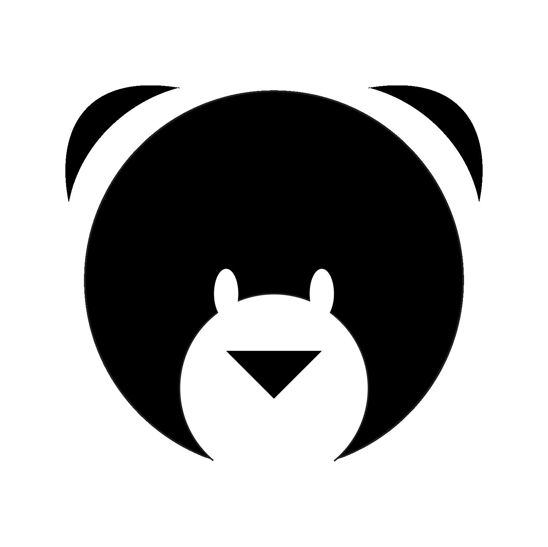 pin by aktak dvonc on bear bear logo company logo logos. Black Bedroom Furniture Sets. Home Design Ideas