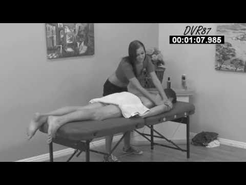 hidden camera massage