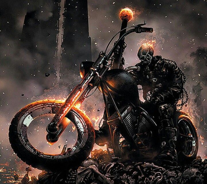 Ghost Rider Quotes About Life And Death: Marvel Universe