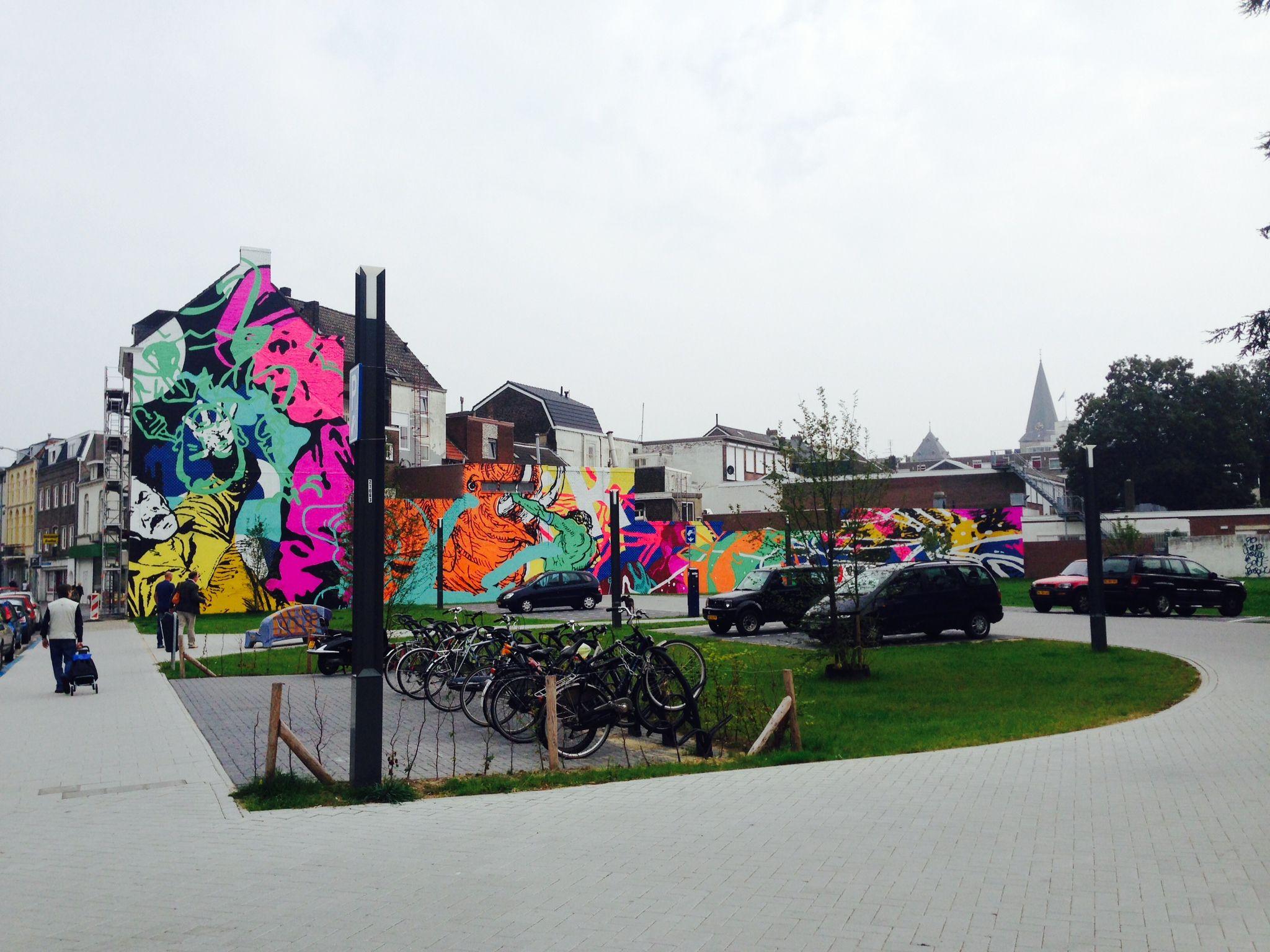 streetart heerlen - Google zoeken