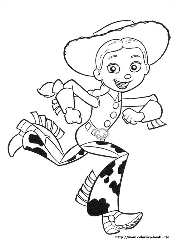 Toy Story 3 Coloring Picture Toy Story Coloring Pages Disney Coloring Pages Coloring Pages