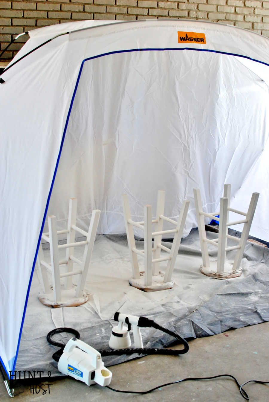 Home Right Spray Tent Shelter Diy Spray Paint Diy Tent