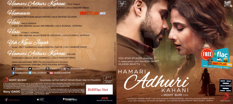 Hamari adhuri kahani 2015hindiacdripflac
