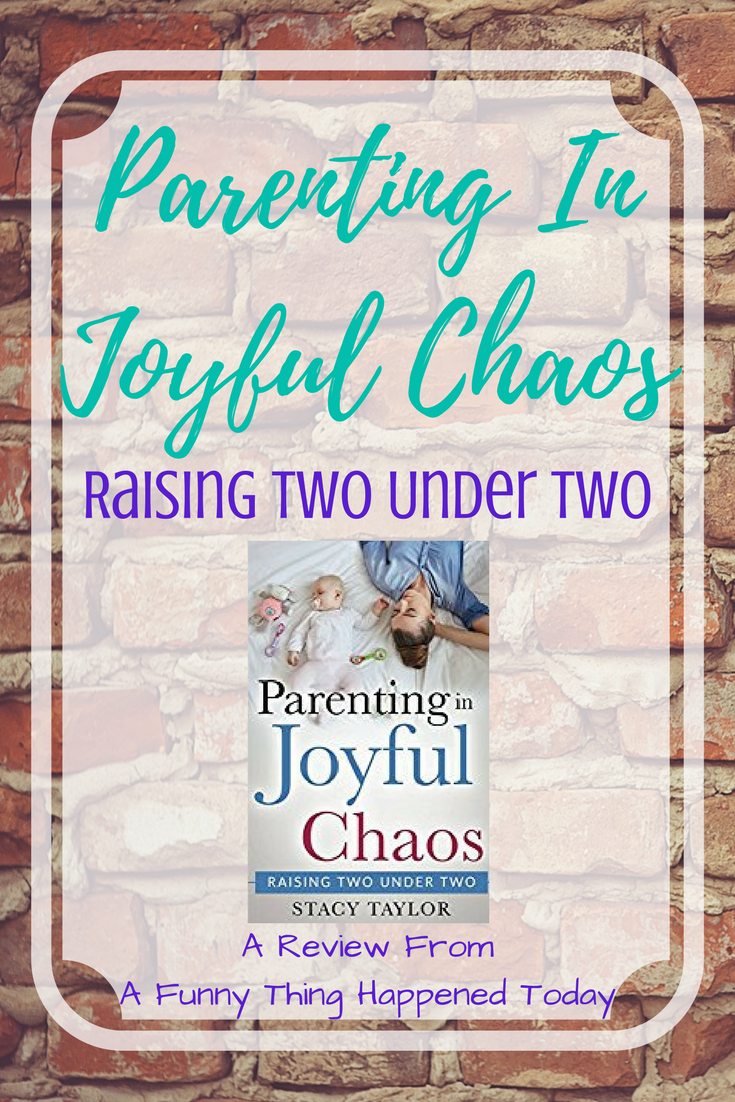 Parenting In Joyful Chaos: Raising Two Under Two