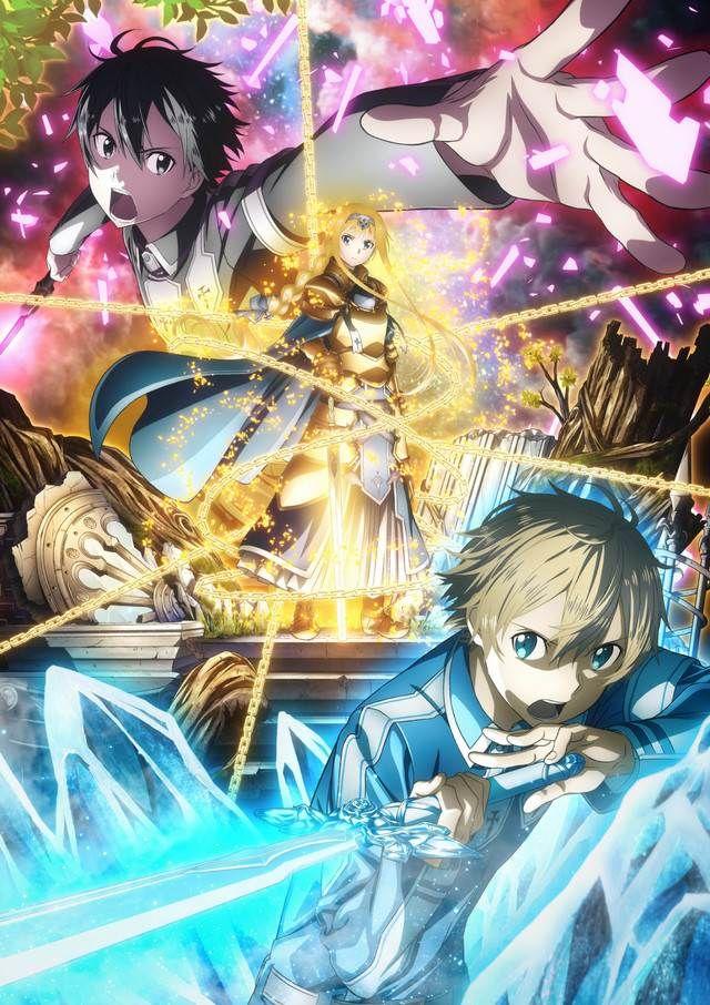 Sword Art Online Alicization ซอร ดอาร ตออนไลน ภาค3 ตอนท 1 23 ซ บไทย 18 5 Anime Sword Art Online Season Sword Art Online Wallpaper Sword Art Online Kirito