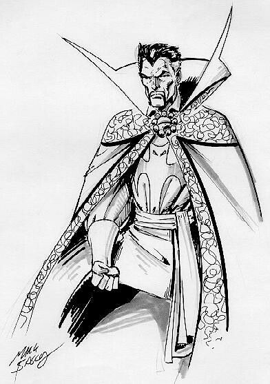 Doc Strange by Bagley