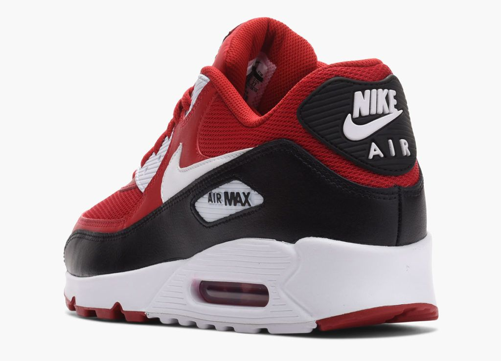 Nike Air Max 90 Hyperfuse Unisex Shoes Red /Nike Jordan [ N610]