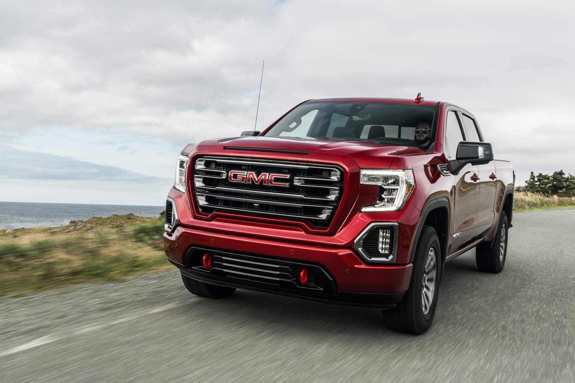 2019 Gmc Sierra At4 Off Road Performance Package Gains 435hp 6 2l