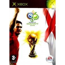 Fifa World Cup Germany 2006 Pal For Microsoft Xbox From Ea Sports Ea Sports Xbox Game Sales