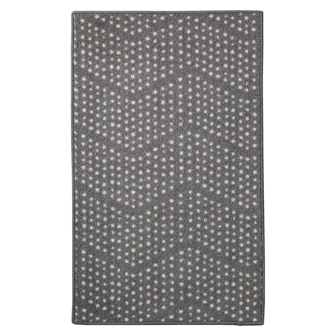 """gray dot kitchen rug (1'8""""x2'10"""") - room essentials"""