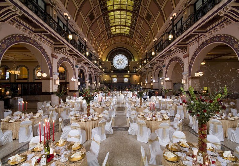 Scottish Rite Cathedral Wedding Events Reception Indianapolis Venue