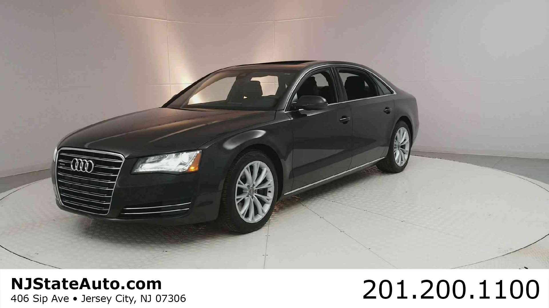 2013_Audi_A8 L_4dr Sedan 3.0L_ Jersey City NJ Jersey