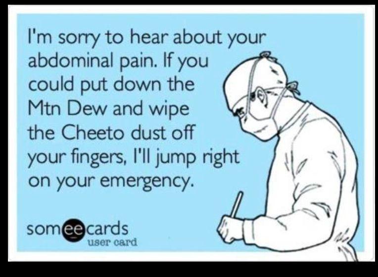 No Wendy S Combo Meals Before Surgery Please Random El Humor